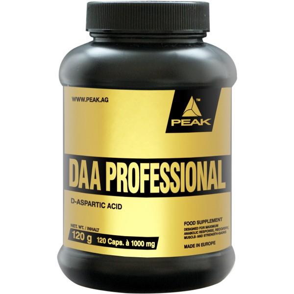 Peak DAA Professional (120 Kapseln)