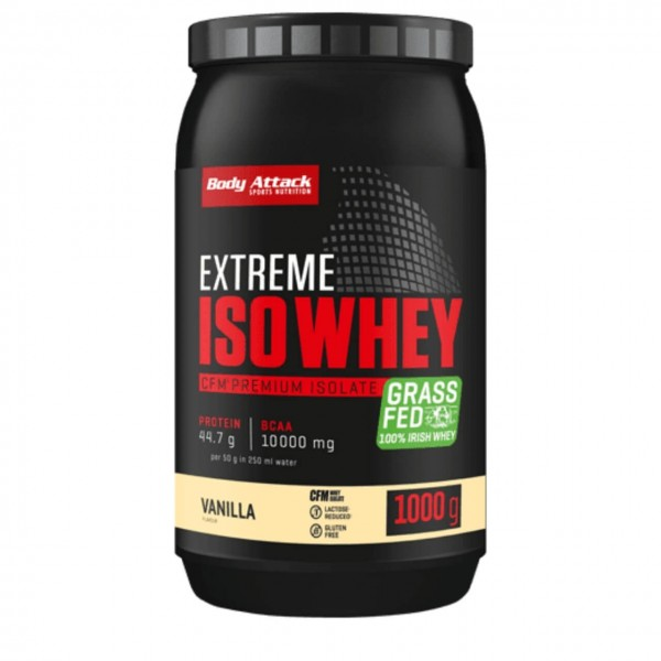 Body Attack Extreme Iso Whey (1000g)