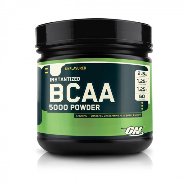 Optimum Nutrition BCAA 5000 Powder (345g)