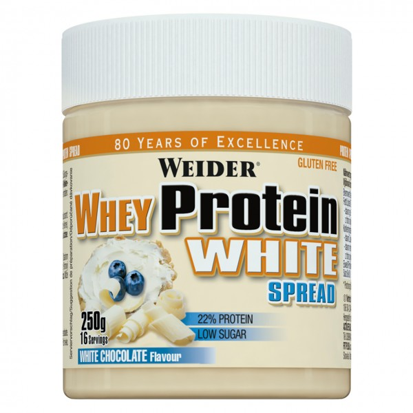 Weider Whey Protein White Spread