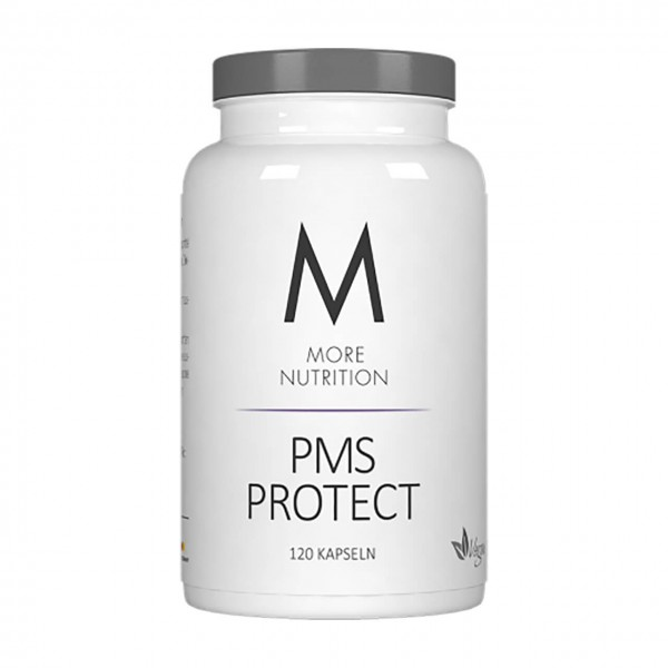 More Nutrition PMS Protect (120 Kapseln)