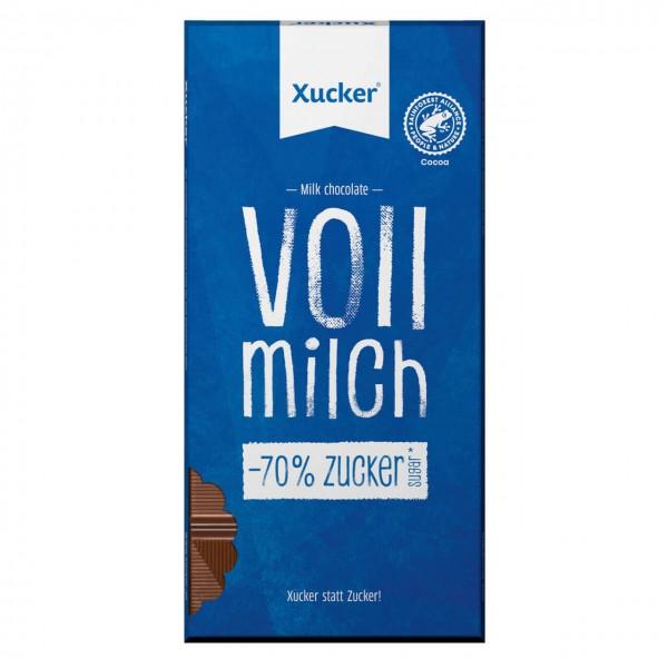 Xucker Xylit-Schokolade Vollmilch (80g)