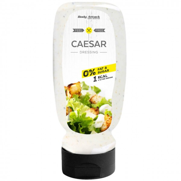 Body Attack Salat Dressing