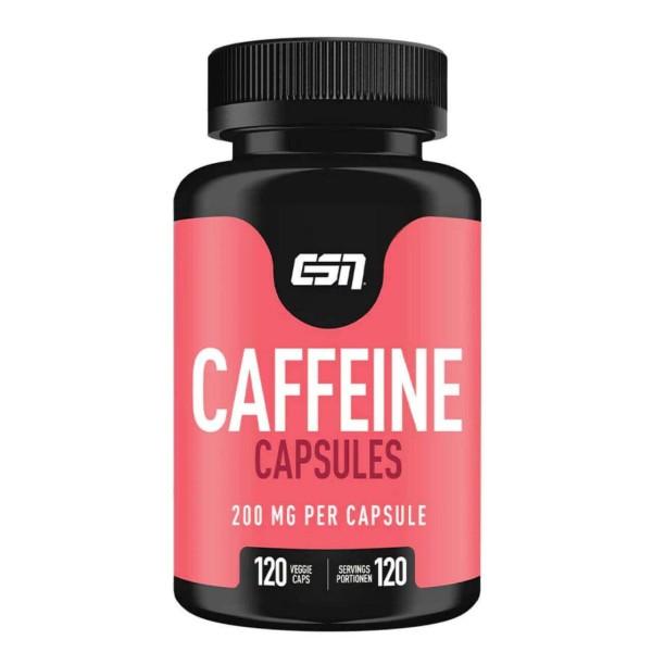 ESN Caffeine Caps (120 Kapseln)
