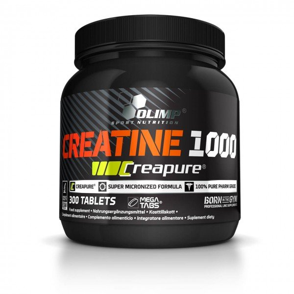 Olimp Creatine 1000 Creapure (300 Tabletten)