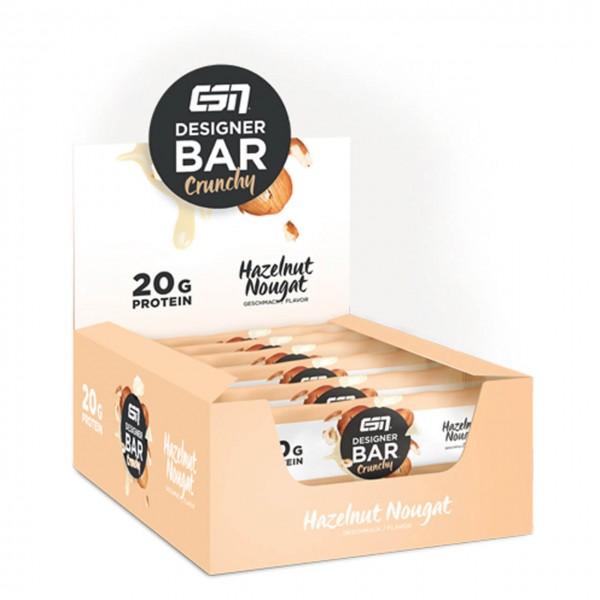ESN Designer Bar Crunchy (12x60g)