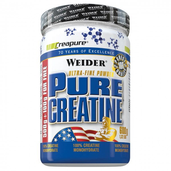 Weider Pure Creatine (600g)