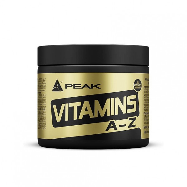 Peak Vitamins A-Z (240 Tabletten)