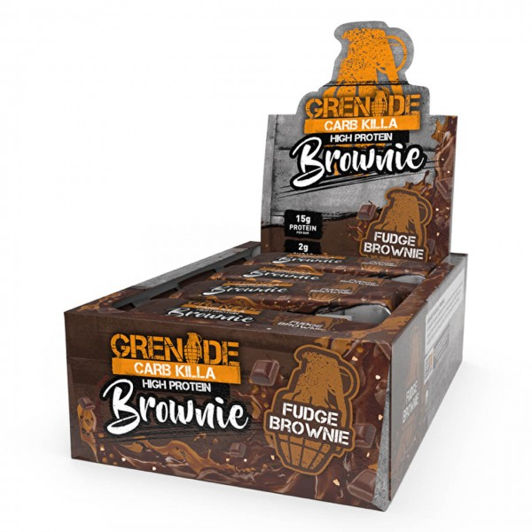Grenade Carb Killa Brownie (12x60g)