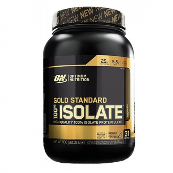 Optimum Nutrition 100% Isolate Gold Standard (930g)