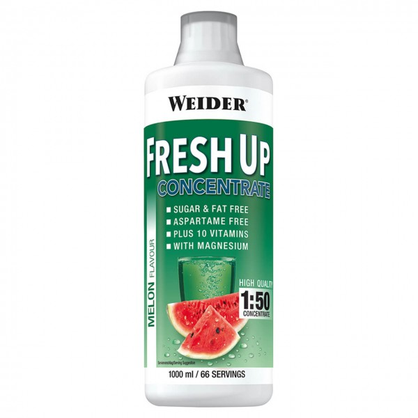 Weider Fresh Up Concentrate (1000ml)
