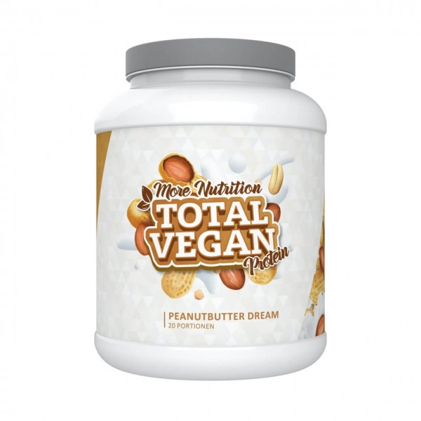 More Nutrition Total Vegan Protein (1000g)