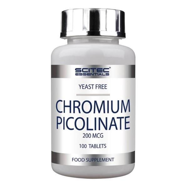 Scitec Essentials Chromium Picolinate (100 Tabletten)