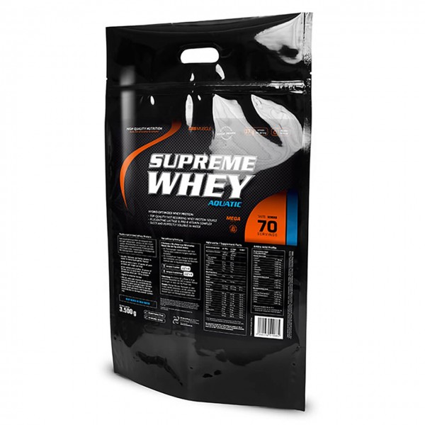 SRS Muscle Supreme Whey (3500g)