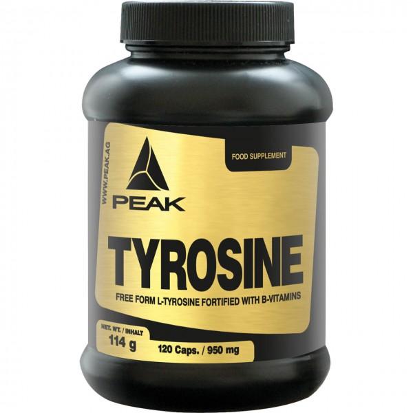 Peak Tyrosine (120 Kapseln)