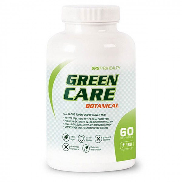 SRS Fit&Health Green Care (180 Kapseln)