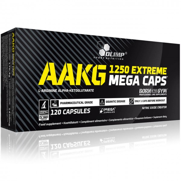 Olimp AAKG Extreme (120 Kapseln)