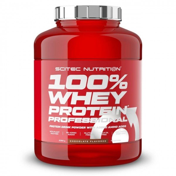 Scitec Nutrition 100% Whey Protein Prof. (2350g)